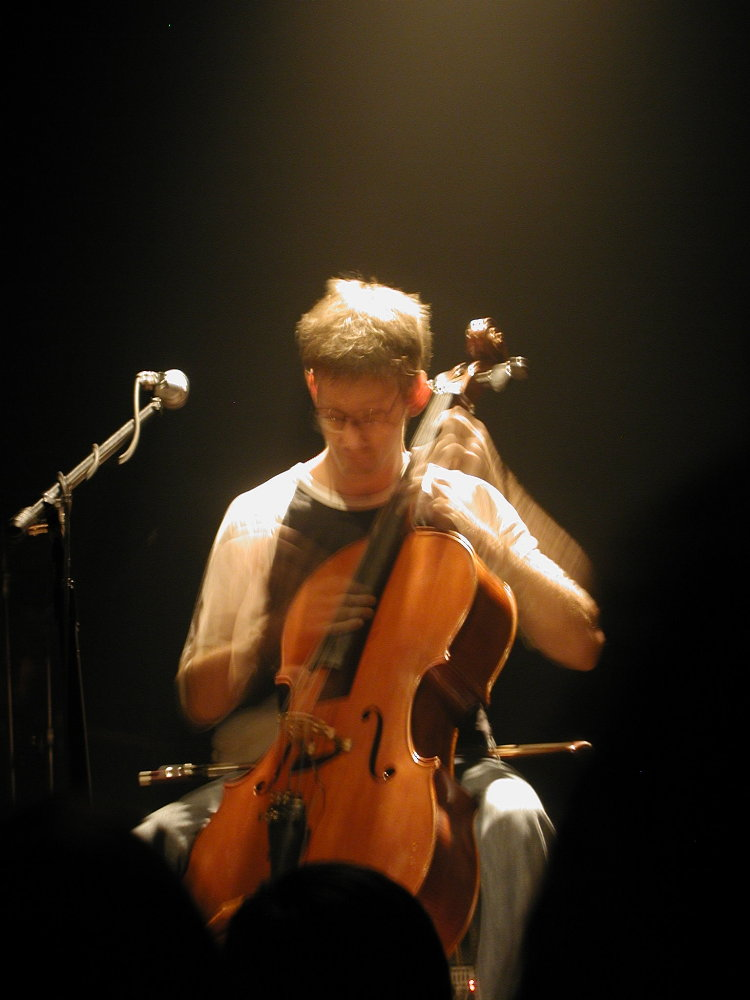 Ward during his solo